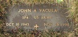 John A. Vacula