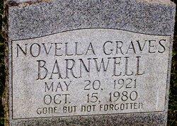 Novella <i>Graves</i> Barnwell