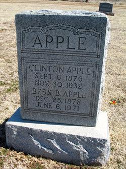Clinton Apple