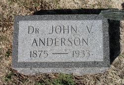 Dr John V Anderson