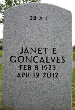 Janet E. <i>Rettinger</i> Goncalves