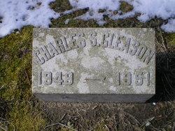 Charles Sherman Shermie Gleason, III