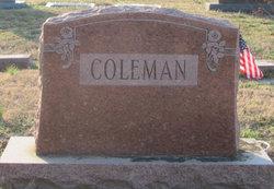 Mary Evelyn <i>Mordecai</i> Coleman