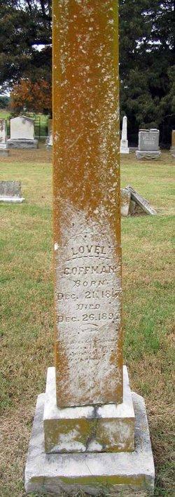 Lovell J Coffman