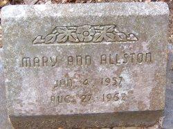 Mary Ann Allston