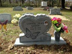 Mrs Lonnie Jean <i>Morrow</i> Glenn