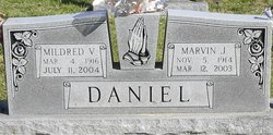 Mildred V. <i>McNew</i> Daniel