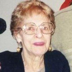 Jeannette M. <i>Leger</i> Burns