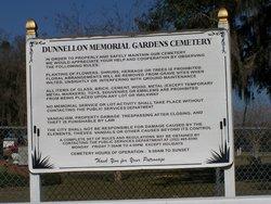 Dunnellon Memorial Gardens