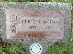 Hubert Lee Barham