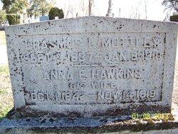Anna E. <i>Hawkins</i> Mottley