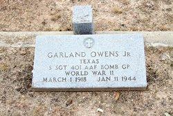 Sgt Garland Owens