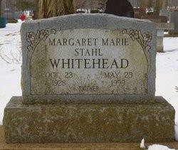 Margaret Marie <i>Stahl</i> Whitehead