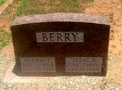 Isaac Buford Berry