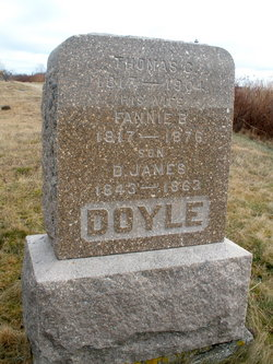 Frances B Fanny <i>Kelley</i> Doyle