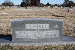 Edith F. Simons