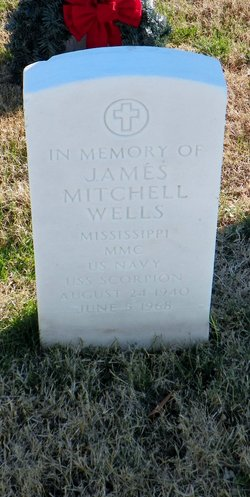 James Mitchell Wells