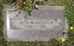 Daisy M. Anderson