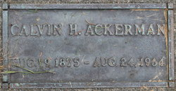 Calvin H. Ackerman