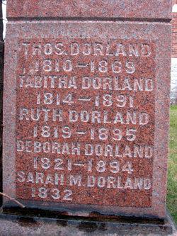 Sarah Maria Dorland