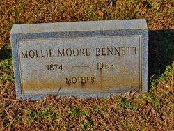Mollie Rilla <i>Moore</i> Bennett