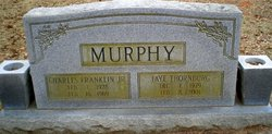 Charles Franklin Murphy, Jr