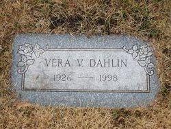 Vera V Dahlin