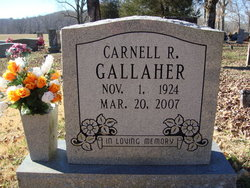Carnell R. Gallaher