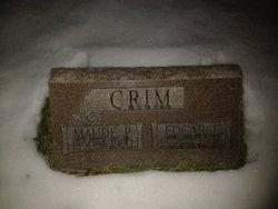 Edgar Edward Crim