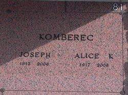 Alice Komberec