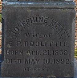 Josephine <i>Neal</i> Doolittle