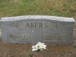 Evelyn E. <i>Shepherd</i> Akers
