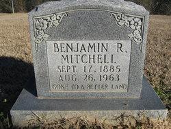 Benjamin Riley BEN Mitchell