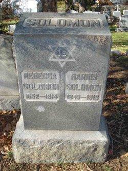 Rebecca <i>Botz</i> Solomon