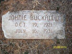 Johnie Buckalew