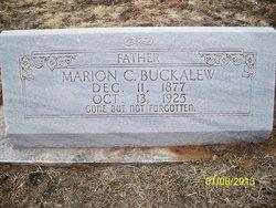Marion Clayton Buckalew