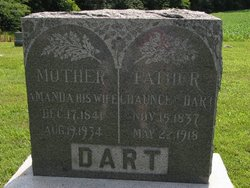Chauncey Dart, Jr