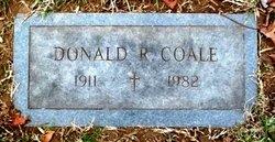 Donald R Coale