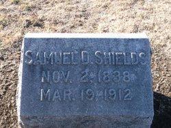 Samuel D Shields