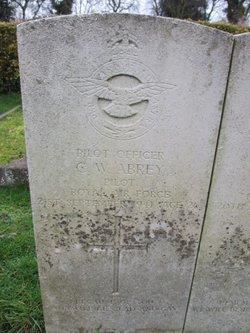 Cyril William Abrey