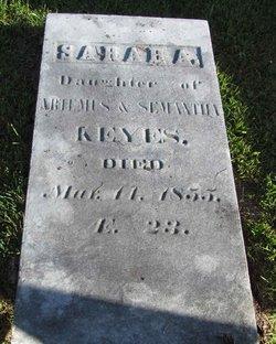 Sarah A. Keyes