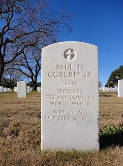 Paul Headley Coburn, Jr