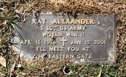 Ray N. Alexander