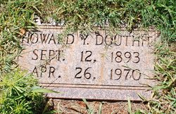 Howard Young Douthit