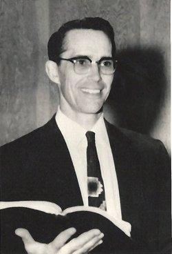 Rev Vernon B Curless
