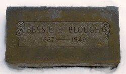 Bessie Elizabeth <i>Stahl</i> Blough