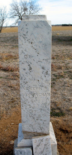 Joseph N Cunningham