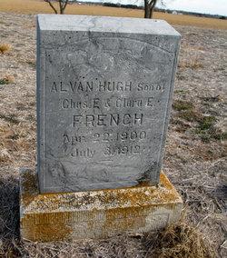 Alvan Hugh French