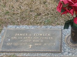 James Lawson Fowler