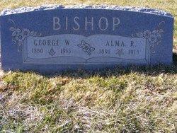 Mrs Alma Rebecca Becky <i>Kile</i> Bishop